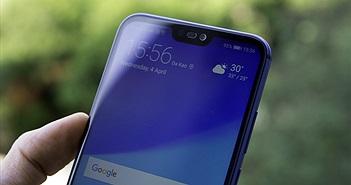 Cận cảnh smartphone tai thỏ Huawei Nova 3e