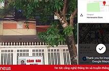 Dân mạng kêu gọi đánh dấu nhà kẻ sàm sỡ bé gái trên Google Maps