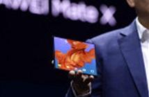 Huawei đặt cược vào smartphone gập lại được