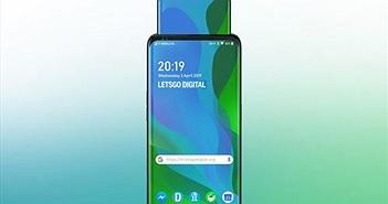 Oppo sẽ có smartphone 2 màn hình kiểu 'bố đầu nhỏ, con đầu to'?
