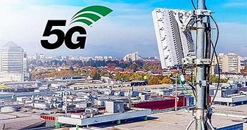 Sắp thử nghiệm 5G tại Việt Nam, đấu giá băng tần 2.6 GHz