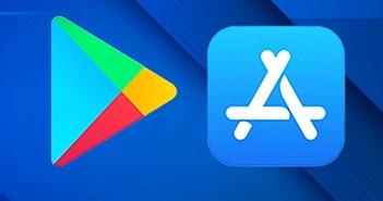 """App Store và Google Store """"hốt bạc"""" nhờ dịch Covid-19"""
