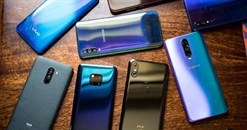 Doanh số smartphone năm 2020 sẽ thấp nhất trong thập kỷ