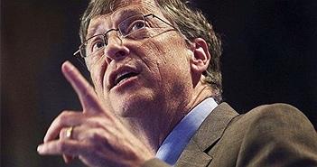 Sự chính xác, chuyên nghiệp của Bill Gates