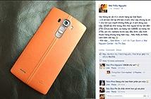 LG G4 ở Việt Nam sẽ là bản 2 SIM, bán đầu tháng 6, giá từ 15-16 triệu đồng