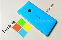 Liệu đây có phải là hình ảnh đầu tiên của Lumia 940 với màn hình 2K và chip 6 nhân?