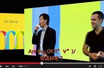 Video CEO Xiaomi làm ca sĩ nhạc Rap hút hàng ngàn view
