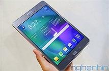 Cận cảnh tablet Samsung Galaxy Tab A: màn hình 8 inch tỷ lệ 4:3, cài Android Lollipop