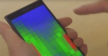 Microsoft muốn bạn chưa chạm vào màn hình cũng điều khiển được smartphone