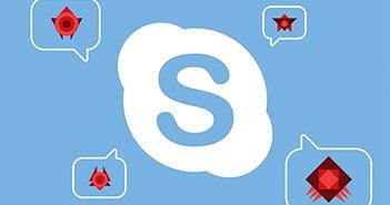 Mã độc đang lây nhanh qua Skype tại Việt Nam