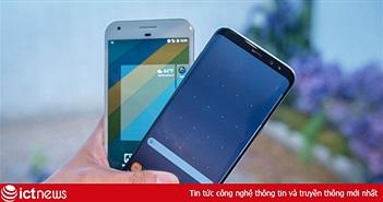 Google Pixel cần gì để đánh bại Galaxy S8?