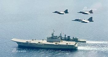 """Đây là """"thần hộ mệnh"""" của tàu sân bay Thái Lan"""