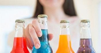 Sự thật về các loại nước giải khát vitamin