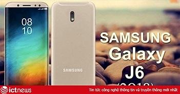 Galaxy J6 bất ngờ có mặt trên trang web Samsung