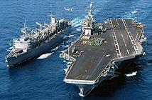 Siêu tàu sân bay Ford thứ hai của Mỹ đã được hoàn thiện 75%