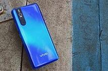 Vivo S1 Pro ra mắt: vân tay trong màn hình, camera selfie thò thụt 32MP