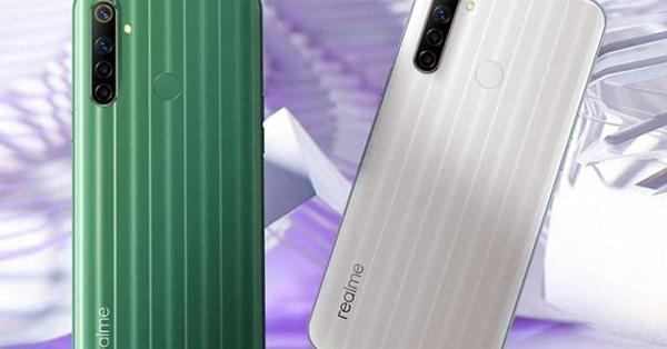 Realme 6i ra mắt tại Việt Nam, giá chỉ 4,99 triệu đồng