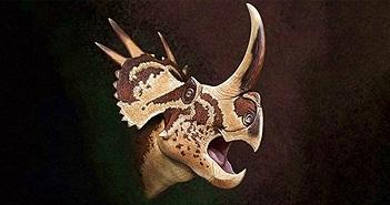 Các nhà khoa học tìm thấy một chi khủng long có sừng mới chưa từng được biết đến