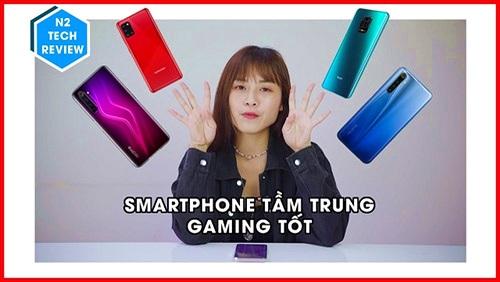 4 smartphone tầm trung chiến game ngon không nên bỏ qua