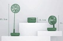 Xiaomi ra mắt quạt đa năng 3 trong 1: tạo độ ẩm, lọc không khí và quạt