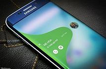 Bạn có thể làm gì với phần màn hình cong của Galaxy S6 Edge?