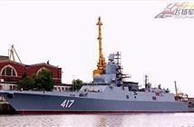 """Thiếu Ukraine, Hải quân Nga """"nhọc nhằn"""" đóng tàu chiến"""