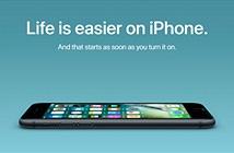 Apple tung loạt video lôi kéo người dùng Android chuyển sang iPhone