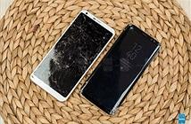 Video thả rơi Galaxy S8 và LG G6: ai cứng hơn?