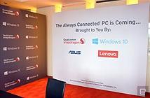 Tầm nhìn PC luôn kết nối đang mở ra hy vọng mới cho Windows