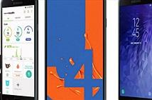 Samsung Galaxy J4 lên kệ tại Việt Nam, giá 3,79 triệu đồng