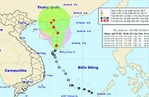 Áp thấp nhiệt đới mạnh lên thành cơn bão số 2