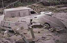Hiện trường khủng khiếp vụ núi lửa phun trào ở Guatemala