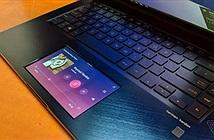 Asus ZenBook Pro trình làng với touchpad màn hình cảm ứng