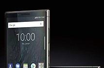 BlackBerry KEY2 lộ ảnh render báo chí rõ nét trước thềm ra mắt
