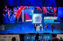 Intel trình làng phiên bản giới hạn chip xử lý Core i7-8086K xung nhịp lên đến 5GHz