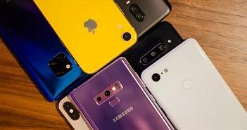 Doanh số smartphone năm nay sẽ còn ảm đạm