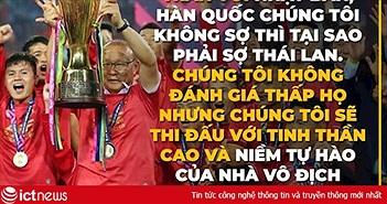 Dân mạng chế ảnh, cổ vũ tuyển Việt Nam trước trận gặp Thái Lan
