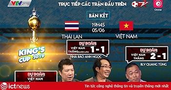 Dự đoán kết quả trận đại chiến Thái Lan và Việt Nam tối nay: Việt Nam sẽ thắng ở chấm phạt đền