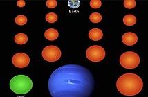 Phát hiện 18 hành tinh lạ cỡ Trái đất từ kho tàng chết