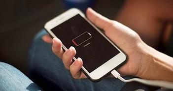 iPhone mặc định không thể sạc đầy 100% pin trên iOS 13