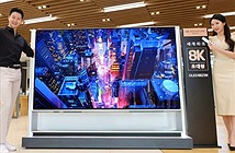 LG Z9 88 inch: TV OLED 8K đầu tiên trên thế giới có giá 42.000 USD