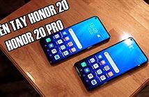 Trên tay bộ đôi Honor 20/Honor 20 Pro tại Việt Nam