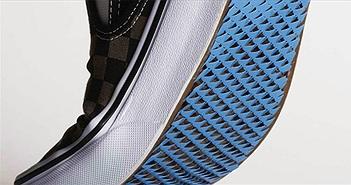 Thiết kế đế giày lấy cảm hứng từ da rắn để tăng độ bám