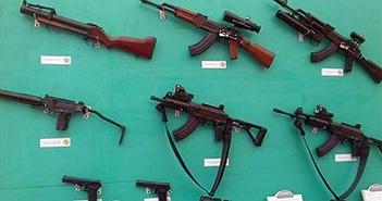 Ảnh QS ấn tượng tuần: súng chống tăng SCT-9 Việt Nam