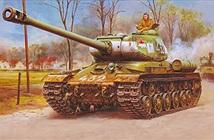 Xem xe tăng hạng nặng IS-2 Liên Xô hoạt động
