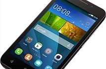 Huawei giới thiệu điện thoại với đèn flash kép giá 1,7 triệu đồng