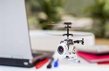 Nano Flacon - camera trực thăng siêu nhỏ giá 72 USD