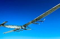 Solar Impulse 2 lập kỷ lục về chiều dài bay bằng năng lượng mặt trời