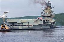 Lộ kho chiến đấu cơ tàu sân bay Nga đem tới Syria