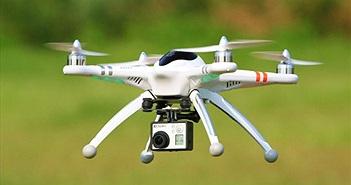 Cảnh sát London muốn dùng drone truy bắt cướp